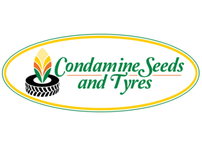 Condamine Seeds and Tyres