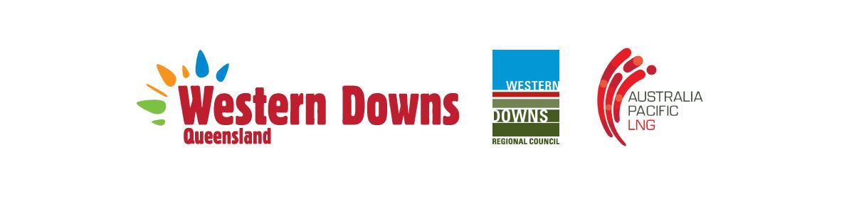 Western Downs logos
