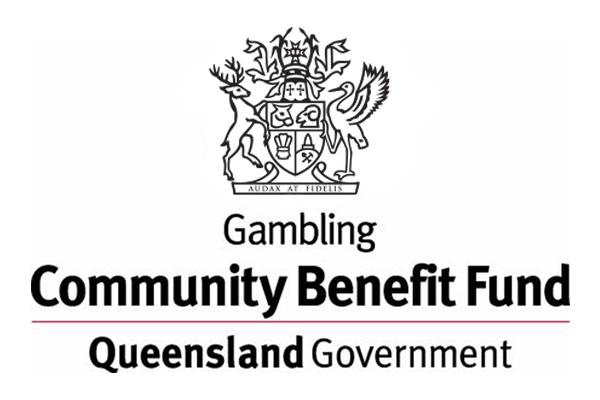 Sponsor Qld Govt Gambling Fund