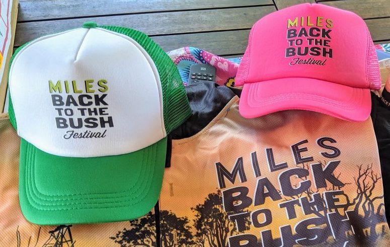 merchandise hats