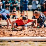 Lil Bugger Challenge mud pit