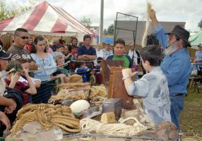 Rope Making Demonstration